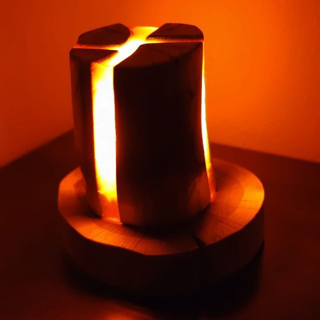 Epoxy Lampe